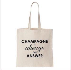 champagne-tote-bag